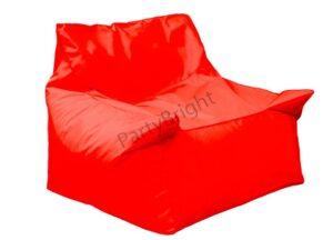 Аренда Пуфов Lounge (красный)