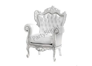 Аренда Кресла Crown белый