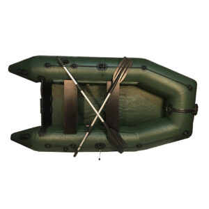 Надувная лодка Kolibri 4х местная