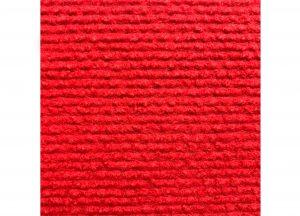 Аренда Выставочный ковролин красный