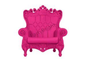 Аренда Кресла Crown фиолетовый
