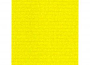 Аренда Выставочный ковролин желтый